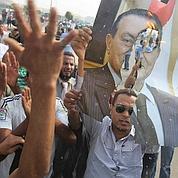 Tension autour du procès de Moubarak