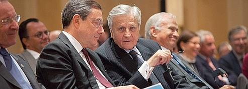 Draghi et Trichet veulent un nouveau traité européen