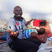 Les Noirs africains de Tripoli, cibles faciles