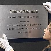 Le souvenir trompeur de Lehman Brothers
