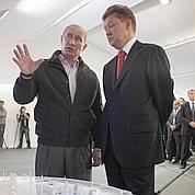 Bruxelles veut contrer la mainmise Gazprom