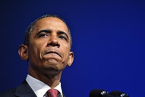 Obama, qui a affirmé dès le départ qu'il n'accepterait pas de soutenir une démarche unilatérale palestinienne, ne peut courir le risque de s'aliéner les lobbys pro-Israël.