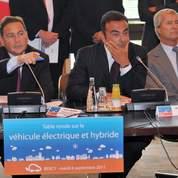 L'État soutient la voiture électrique
