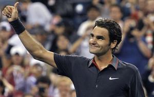 Transfiguré, Federer rejoint Tsonga