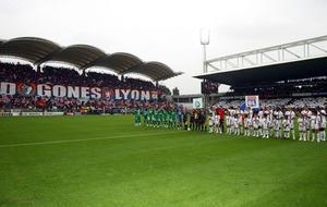 ASSE-Lyon en affiche