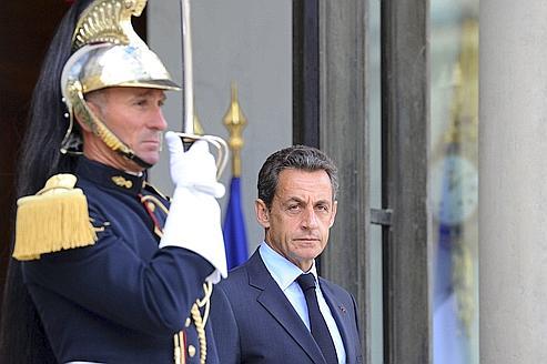 «Une élection, c'est toujours difficile. C'est toujoursle miracle d'une rencontre entre la réflexion et le désir. Une réélection, c'est extrêmement difficile aussi. Ça n'obéit pas au même calendrier, au même désir, à la même stratégie», a déclaré, mercredi, Nicolas Sarkozy .