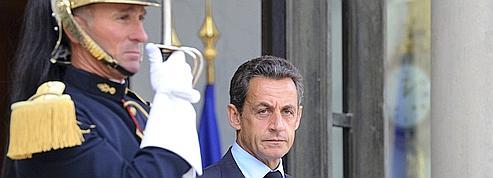 Sarkozy: «Si jamais j'étais candidat…»<br/>