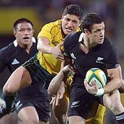 Célébration ovale au pays du rugby