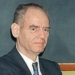 Pierre Pellerin, en 1986.