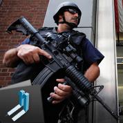 Le NYPD, véritable armée antiterroriste