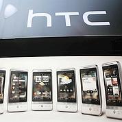 Aidé par Google, HTC traîne Apple en justice