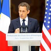 Sarkozy se souvient de son 11 Septembre