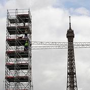 Une réplique des tours jumelles à Paris