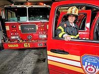 Le 11 septembre, Denis Munnely, pompier new-yorkais, se trouvait au Québec.