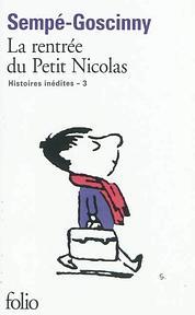 Le Petit Nicolas, de Sempé-Goscinny