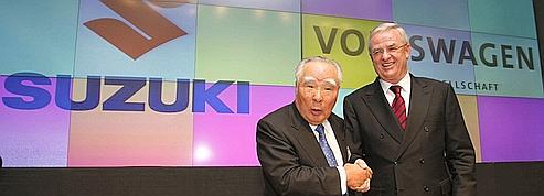 L'alliance Volkswagen-Suzuki bat de l'aile