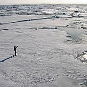 Arctique : la fonte des glaces bat un record