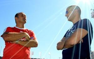 Laporte présenté lundi à Toulon ?