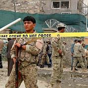 Les talibans frappent au cœur de Kaboul