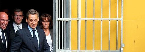 Sarkozyannonce une loi sur l'exécution des peines