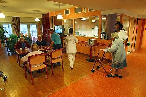 50 millions d 39 aide pour les maisons de retraite for Aide maison de retraite