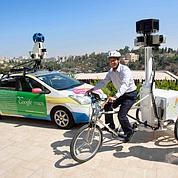 Front commun contre Google à Jérusalem