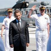 Sarkozy pourrait se rendre demain en Libye