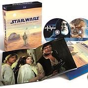 Que penser du nouveau lifting de Star Wars en Blu-ray?