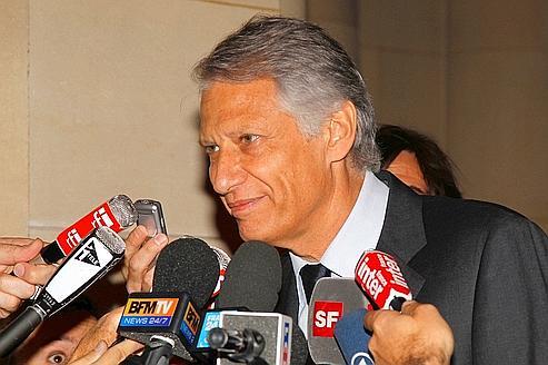 Villepin : «Je sors renforcé de cette épreuve»