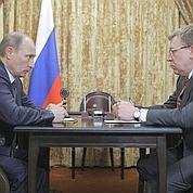 Vers un ticket Poutine-Koudrine en 2012