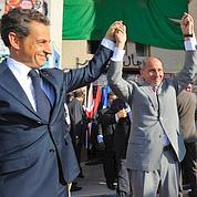 Sarkozy plaide pour une Libye unie