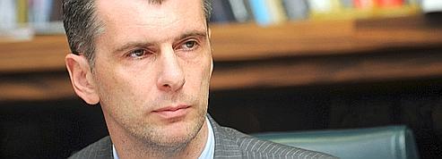 Poutine met un terme à la «carrière» de Prokhorov