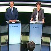 Primaire PS : Aubry et Hollande croisent le fer
