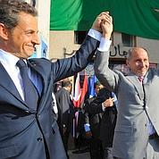 Nicolas Sarkozy exhorte les Libyens à l'unité