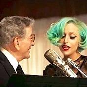 Lady Gaga en duo avec Tony Bennett