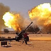 Les rebelles libyens à l'assaut de Syrte