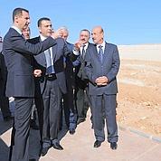 L'étrange sérénité de Bachar el-Assad