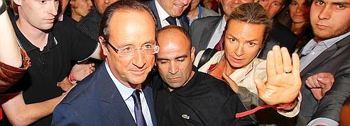 Hollande est déjà «dans le temps du second tour» de la primaire PS