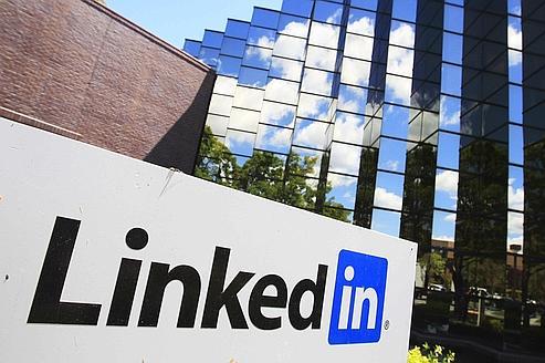 Le siège de LinkedIn, au coeur de la Silicon Valley.