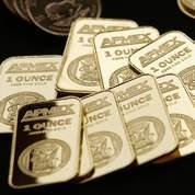 Quand l'or devient plus cher que le platine