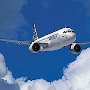 Airbus double sa flotte d'avions