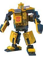 Hasbro lancedes figurines Transformers à construire pour les garçons de 6 à 14 ans. (Crédits photo : DR)