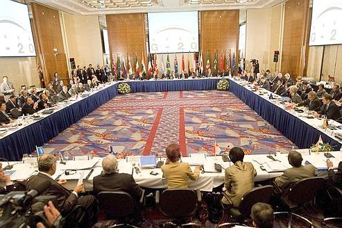 Le club des 20 vise l'adoption «d'un plan d'action collectif ambitieux avant le sommet de Cannes», début novembre.