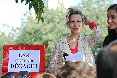 3Je me suis aperçue qu'il y avait de très, très gros problèmes dans la façon dont la France traitait les agressions sexuelles», a déploré Tristane Banon.