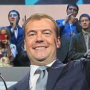 Medvedev redevient n°2, ses partisans déçus