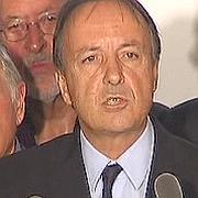 Jean-Pierre Bel, président du groupe PS au Sénat.