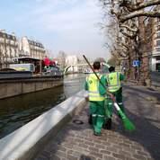 La taxe de balayage majorée à Paris