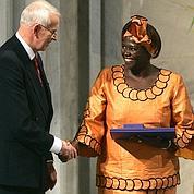 Décès de la première Africaine prix Nobel