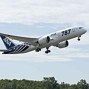 B 787: dix industriels français sont à bord
