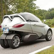 PSA lance le trois-roues électrique